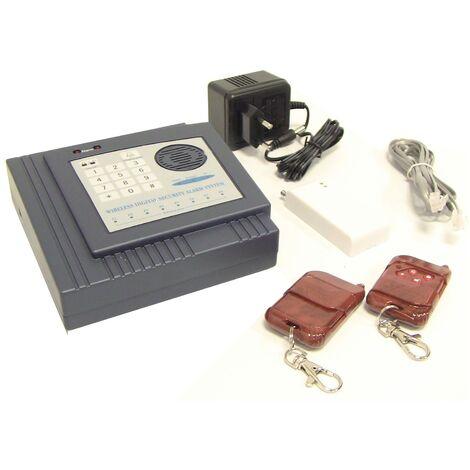 BeMatik - Alarma para teléfono fijo con teclado B