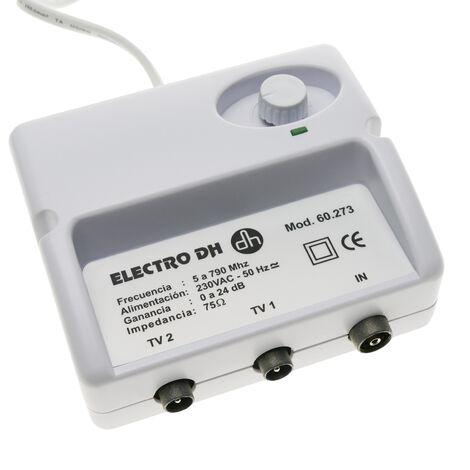 BeMatik - Amplificador Antena TV