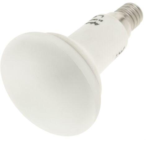 BeMatik - Bombilla LED R50 E14 230VAC 4W luz blanca