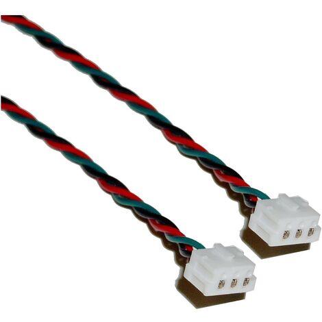BeMatik - Cable de alimentación JST 3pin 30cm