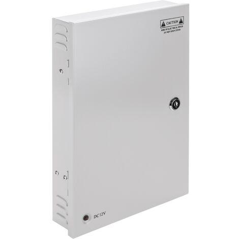 BeMatik - Centralized power supply 9-port 12VDC 10A