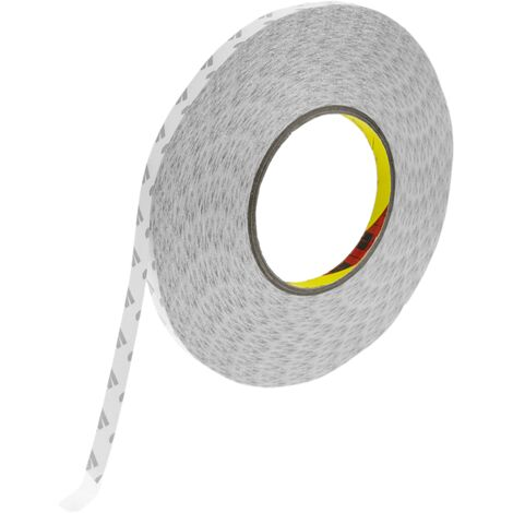 BeMatik - Cinta adhesiva 3M de doble cara 10mm x 50m