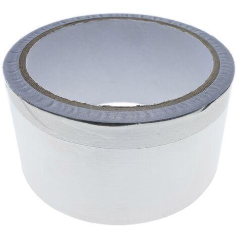 BeMatik - Cinta adhesiva de aluminio de 50mm x 10m