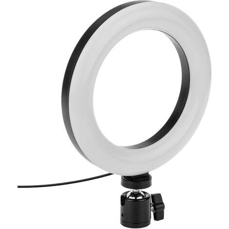 """main image of """"BeMatik - Circular LED ring 16 cm 9.6 W 6500 K"""""""