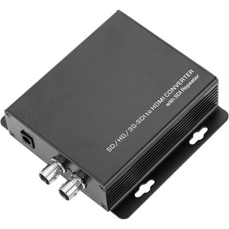 BeMatik - Conversor SDI a HDMI HD-SDI SD-SDI 3G-SDI NewBridge