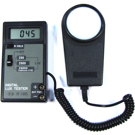BeMatik - Digital Light Meter model YF-1065