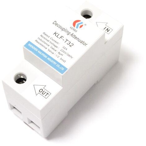 """main image of """"BeMatik - Dimmer coupler 32A 220/380V 36mm DIN rail"""""""