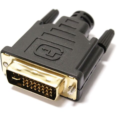 BeMatik - DVI-I Male for cable assembly with solder