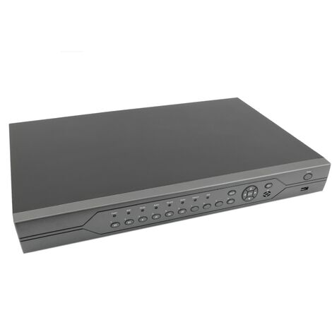 BeMatik - DVR Digital Video Recorder 8CH H.264 VGA CBVS D1 HDMI SDI Alarma