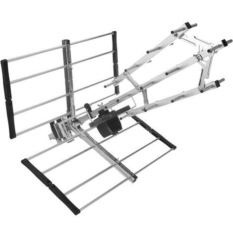 BeMatik - Extérieure Antenne TV/UHF 15dB TDT facile type de montage