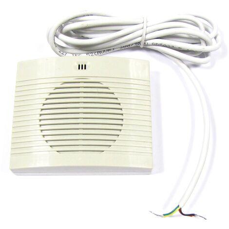 BeMatik - Externe Lautsprecher für Alarmzentrale