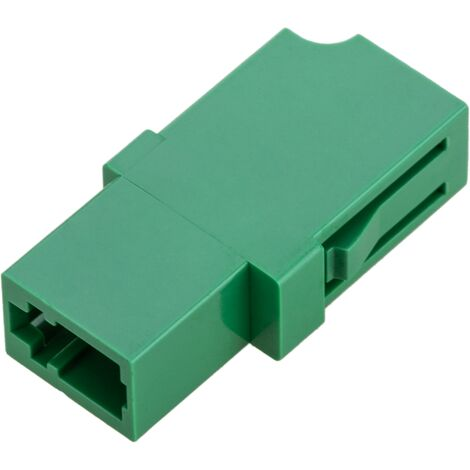 BeMatik - Fiber optic coupler LC/APC to LC/APC singlemode simplex