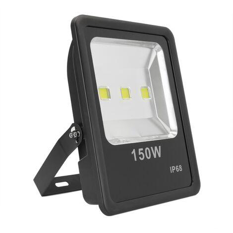 BeMatik - Foco LED IP65 150W 13500LM con fijación orientable