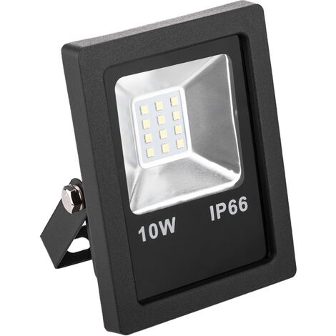 BeMatik - Foco LED IP66 10W 900LM con fijación orientable