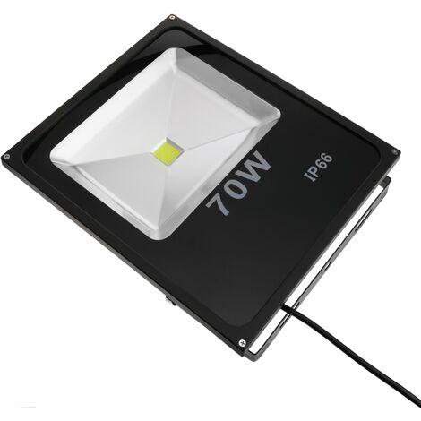 BeMatik - Foco LED IP66 70W 6000LM con fijación orientable