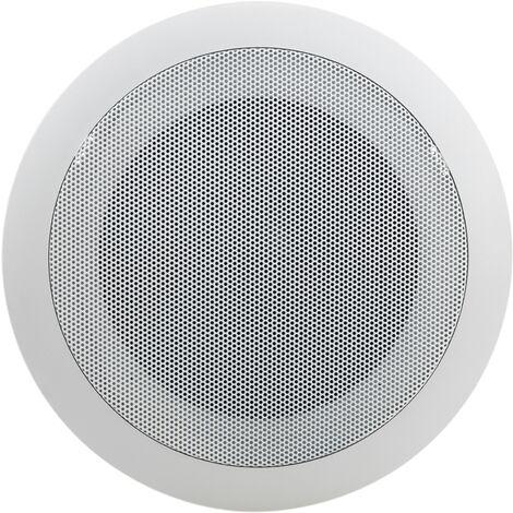 """BeMatik - Haut-parleur de plafond rond 10W 177mm 5 """""""