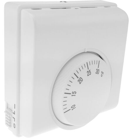 BeMatik - Heating and air conditioning thermostat for room temperature regulation