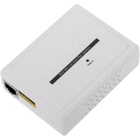 BeMatik - IEEE 802.3af Power Over Gigabit Ethernet (PoE Splitter 5V)