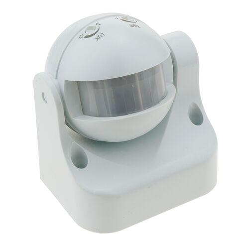 BeMatik - Infrarot-Bewegungsmelder mit Schwenkkopf