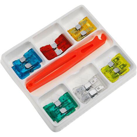 BeMatik - Kit de fusibles de voiture