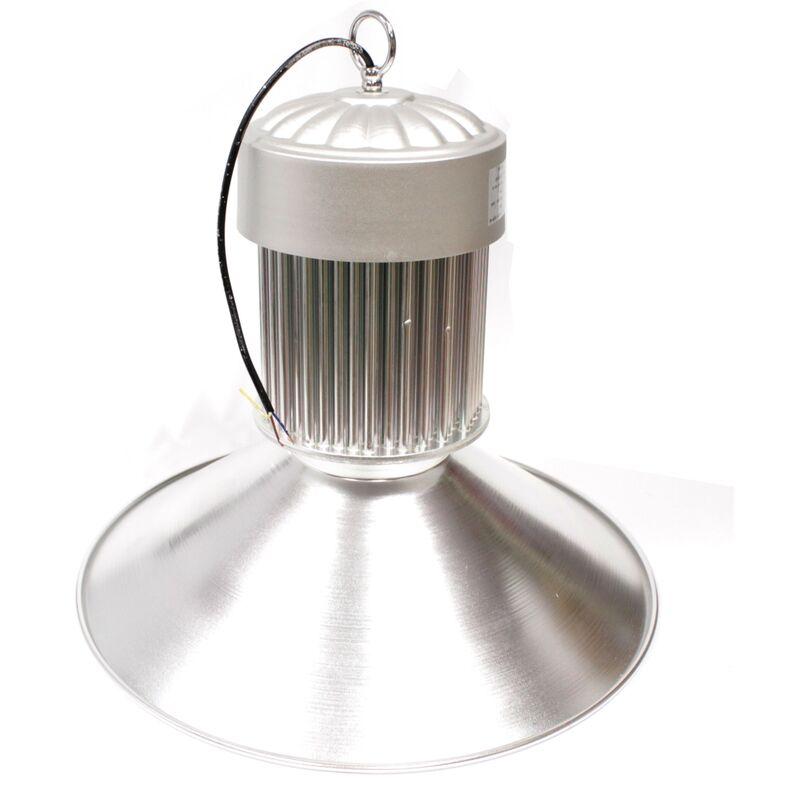 Lampada industriale a LED 50W Epistar bianco freddo giorno - Bematik