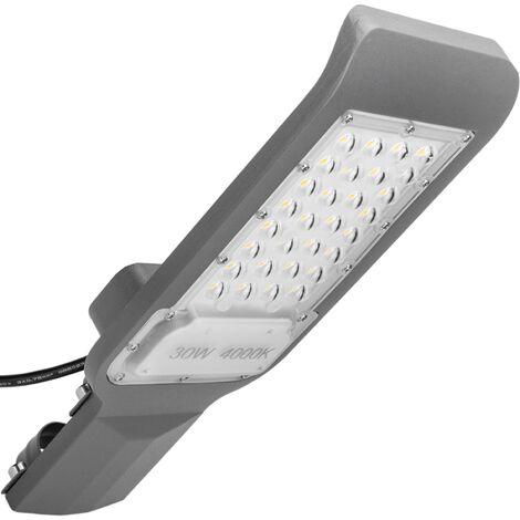 BeMatik - Lampadaire LED pour éclairage extérieur IP65 30W