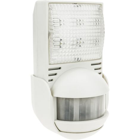 BeMatik - Lámpara de emergencia con sensor de movimiento por infrarrojos