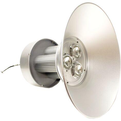 BeMatik - Lámpara LED industrial 120W Epistar blanco cálido