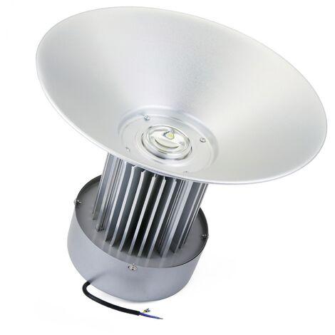 BeMatik - Lampe industrielle LED 100W Epistar blanc jour froid