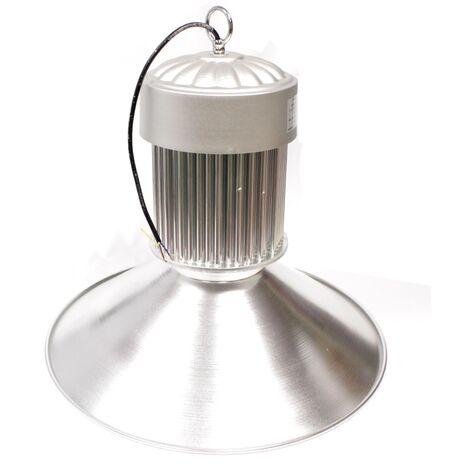 BeMatik - Lampe industrielle LED 50W Epistar blanc jour froid