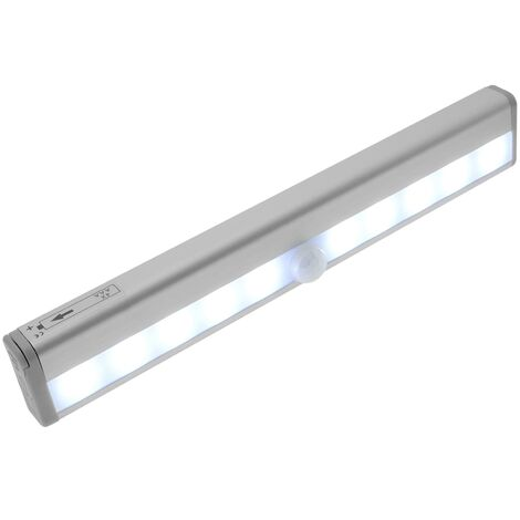 BeMatik - LED light with induction motion sensor and light sensor for cabinet doors