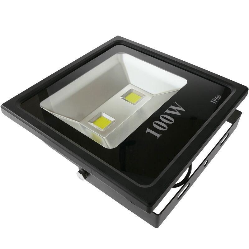 LED Strahler IP66 100W 9000LM mit einstellbarer Fixierung - Bematik