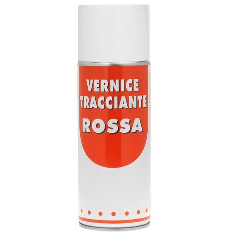 BeMatik - Marking spray 400ml in red color