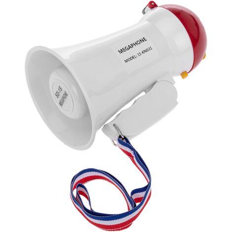 """main image of """"BeMatik - Megaphone with siren 5W"""""""