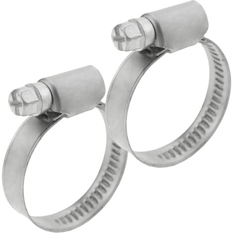 BeMatik - Metal clamp W2 adjustable 20-32mm 2 units