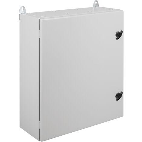 BeMatik - Metal electrical distribution box IP65 for wall mounting 600x500x200mm