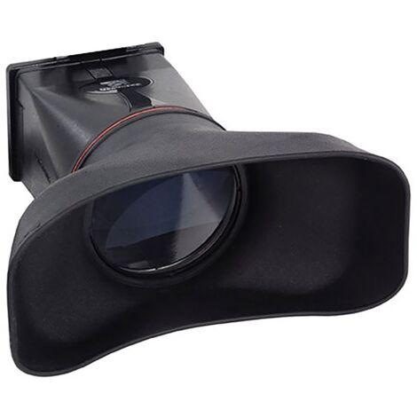BeMatik - Parasol et les yeux loupe LCD pour Nikon D300