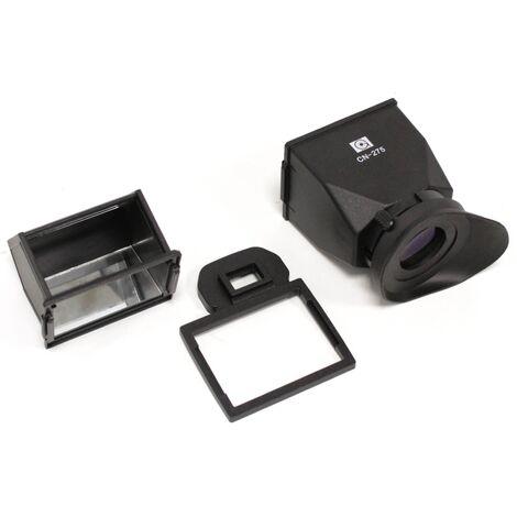 BeMatik - Parasol et oculaire LCD pour Canon 500D