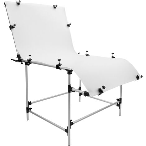 BeMatik - Perspex table to still lifes of 200 x 100 cm detachable