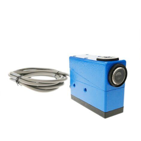 BeMatik - Photoelectric color cell sensor switch 38x62x100mm 10-30VDC autoreflexivo