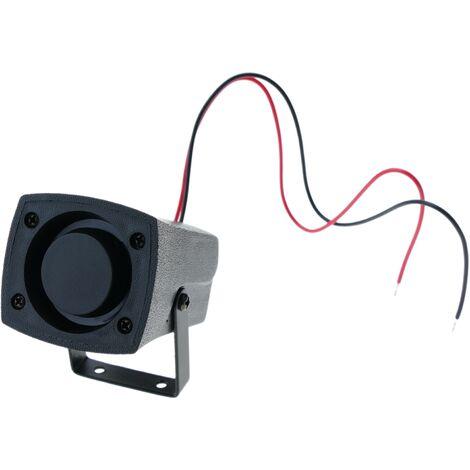 BeMatik - Piezo siren alarm 12VDC