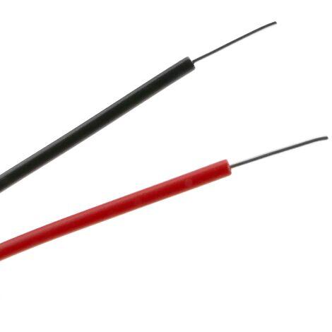Pilot LED light 8mm 12VDC red color BeMatik