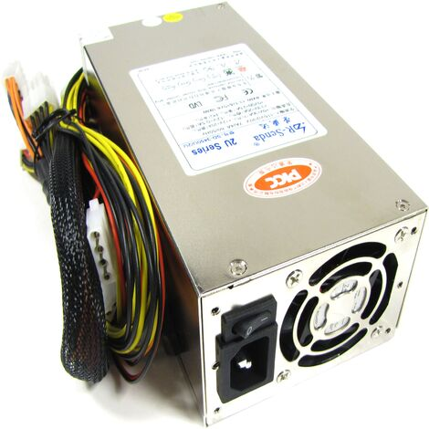 BeMatik - Power Supply 400W 2U ATX