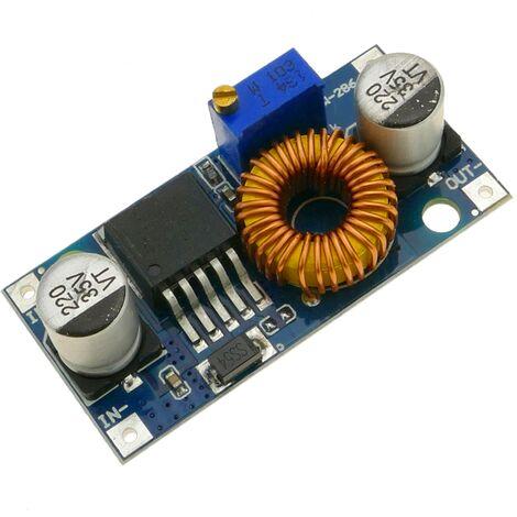 BeMatik - Power supply DC-DC 1.25V-36V 5A with voltage converter DW-0408