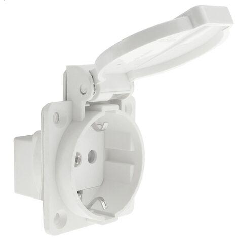 Mennekes 1366 CEE installation prise de courant 16 a 3 broches ip44 droite