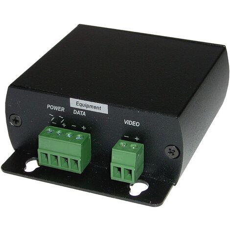 BeMatik - Protector de dobrecargas para vídeo TB AC/DC y datos SP004VPD