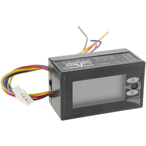 BeMatik - Pulse counter double digital and electromagnetic events of 5-digit