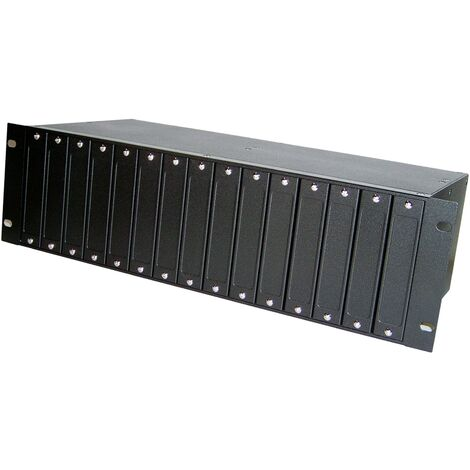 "BeMatik - Rack armoire 19 ""3U TRN012 cartes de réception balun"