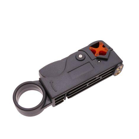 BeMatik - RG58/59 Coaxial Cable Stripper Tool (BNC/N/SMA)