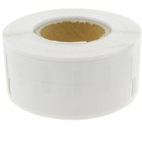 BeMatik - Rouleaux bobine 220 étiquettes compatible Dymo S0722460 et Dymo 99017 50x12mm